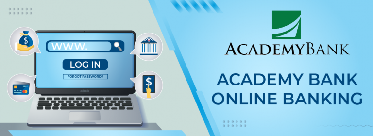academy bank online banking