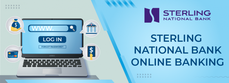 sterling national bank online banking
