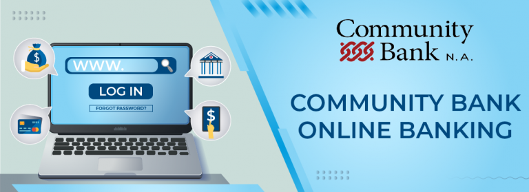 community bank online banking