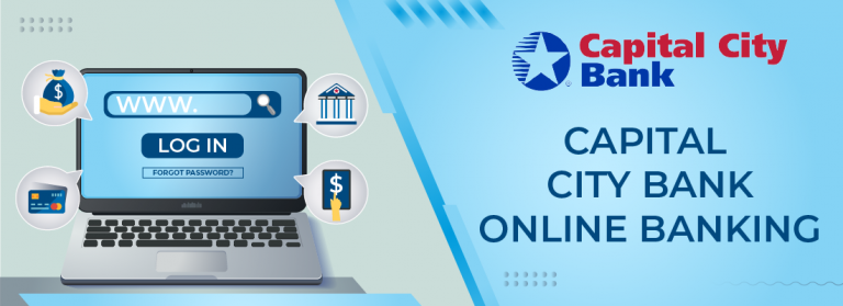 capital city bank online banking