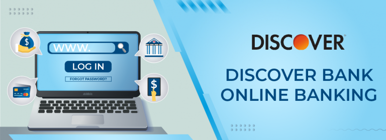 discover bank online banking