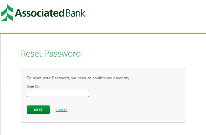 Step 3: fill details for password recovery