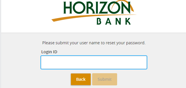 Step 4: Forget password