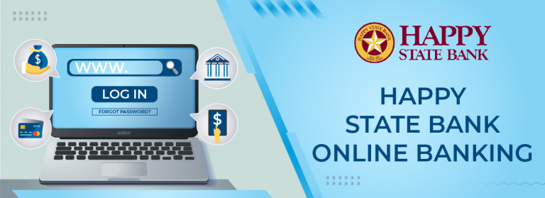happy state bank online banking