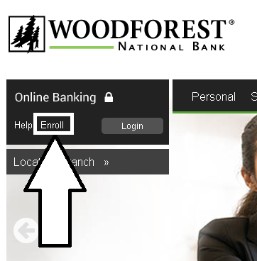 How To Enroll - Woodforest Bank