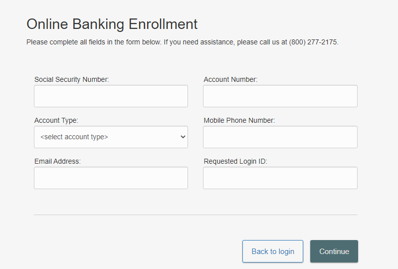 south state bank enroll