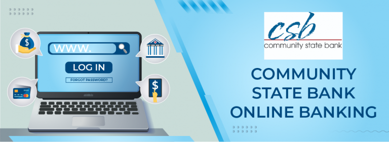 Community State Bank Online Banking